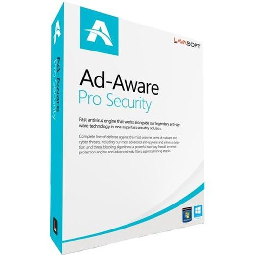 Adaware Pro Security Activation Key