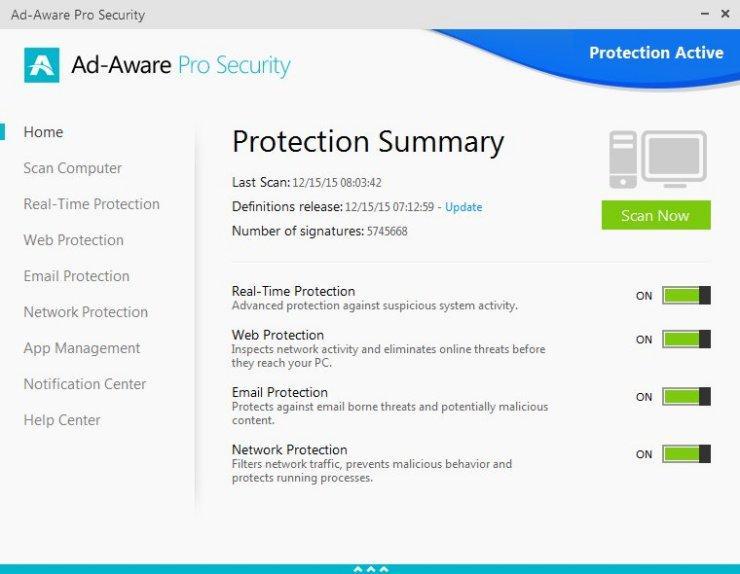 Adaware Pro Security 2018 Crack Download Free Full Version