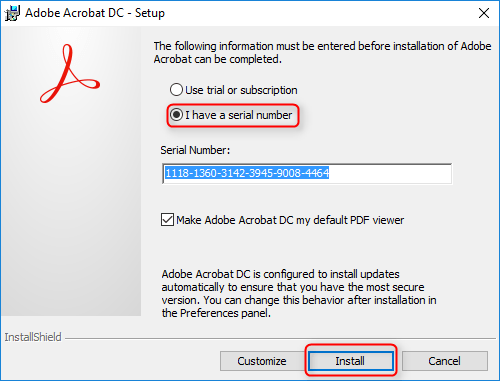 Fillable pdf acrobat 7 serial number