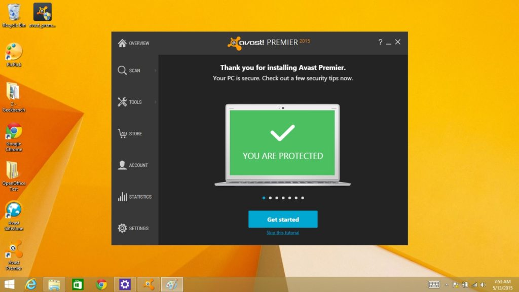 can i use my avast license key for my mobile device
