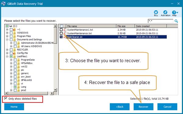 GiliSoft Data Recovery Keygen