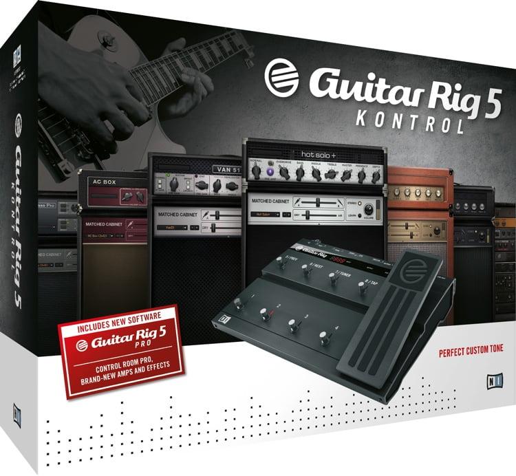 Crack Guitar Rig Pro - картинка 1