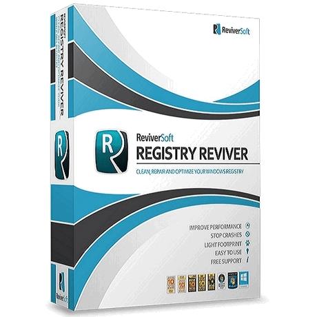 Registry Reviver Crack