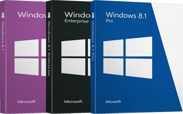 Windows 8.1 Product Key List