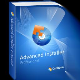 advanced installer visual studio 2017