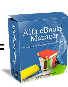 Alfa eBooks Manager Pro 6 Free Download + Crack Full