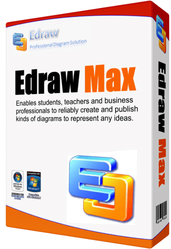 EDraw Max Pro Full Version + Serial Number
