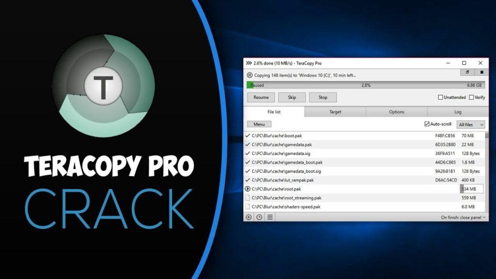 TeraCopy Pro Full Version