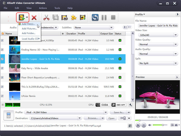 Xilisoft Video Converter Ultimate Free Download Full Version with key