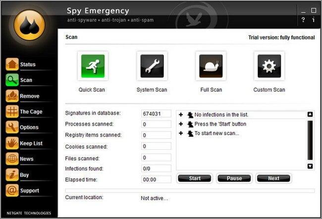 NetGate Spy Emergency Keygen