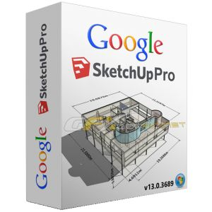 SketchUp Pro 2018 Crack + License Key [Windows+Mac] – FPS