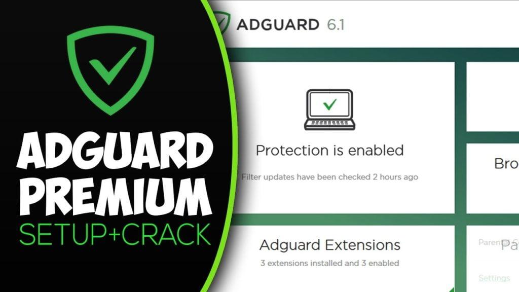 Adguard Premium Serial Key Download Free