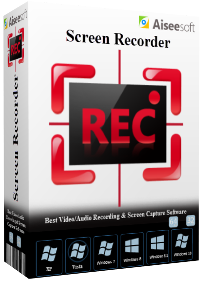 Aiseesoft Screen Recorder Key Free Download