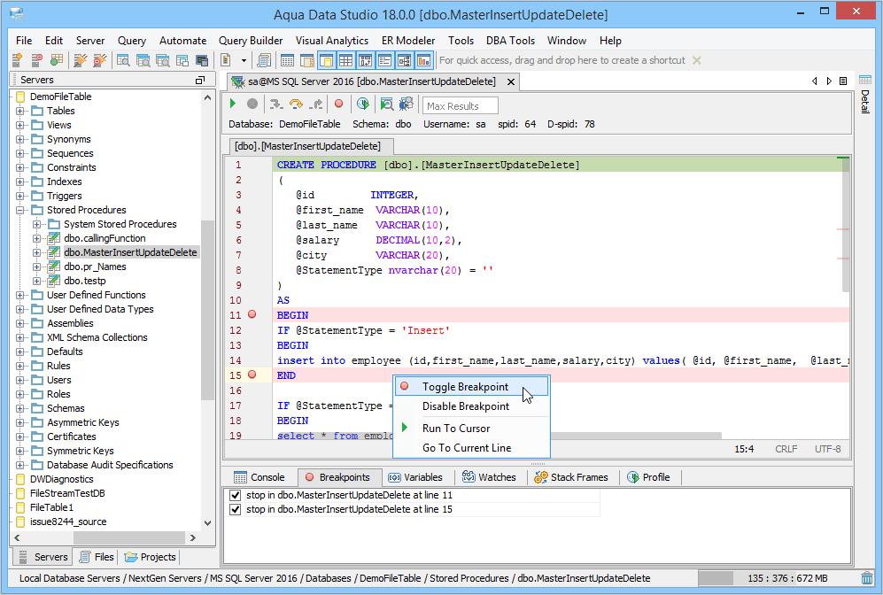 Aqua Data Studio Pro 18 License Key Crack Full Updated Fps