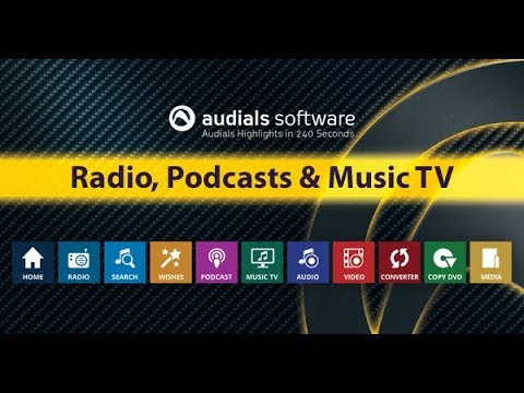 Audials One 2018 serial key free download