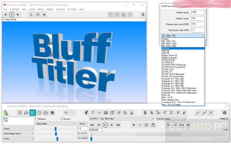 blufftitler ultimate 13.7.0.0