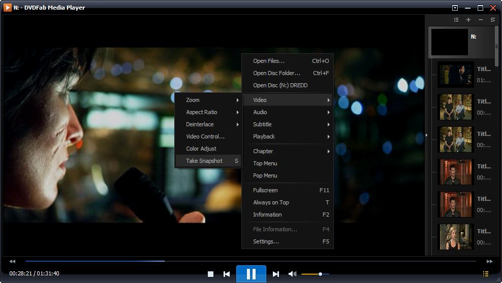 DVDFab Media Player serial key for lifetime suite
