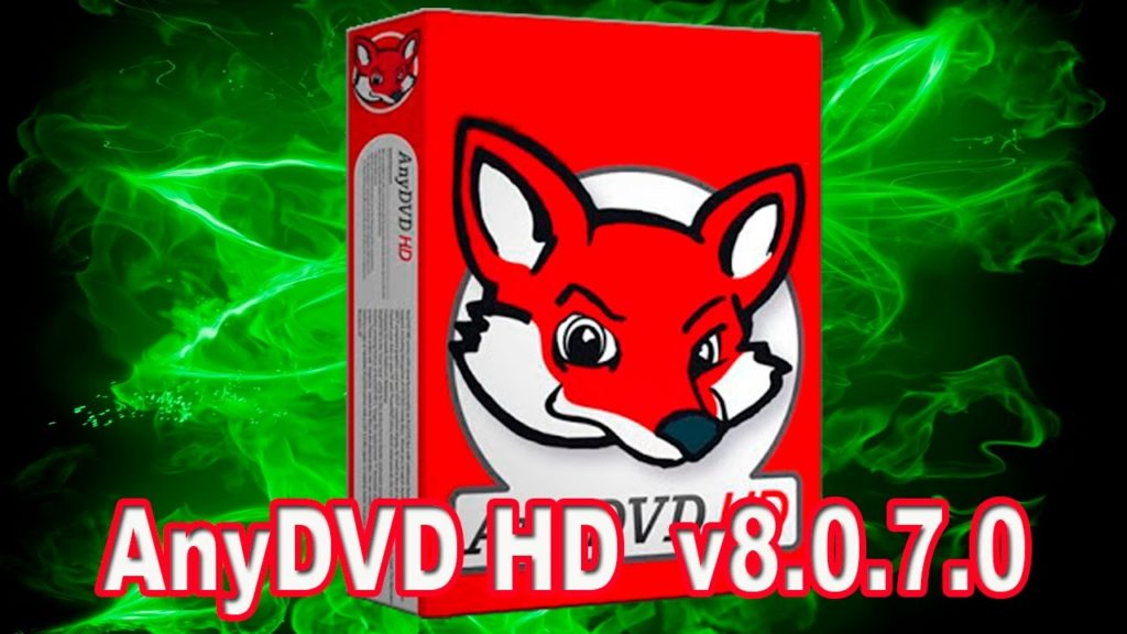 redfox anydvd download