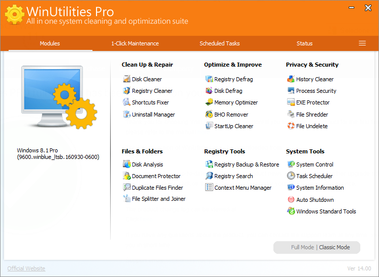 WinUtilities-Pro-14.6-Crack-With-Serial-Key