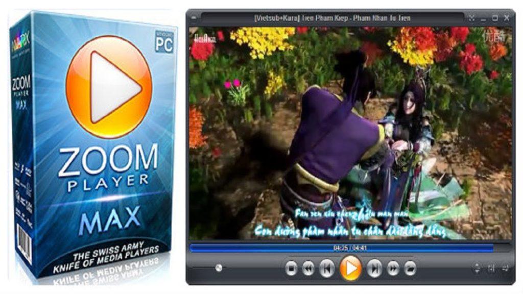 Zoom Player MAX crack serial key free download
