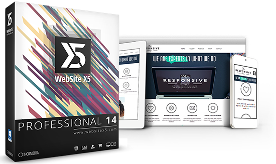 incomedia website x5 professional-Full Free