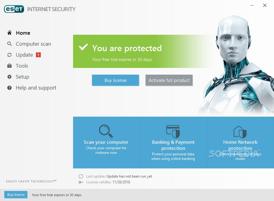 ESET Internet Security 2018 crack free