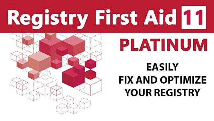 Registry-First-Aid-Platinum-11 Crack Version