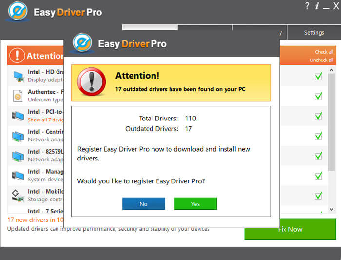 Easy Driver Pro serial key