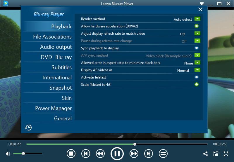 leawo Blu Ray Player Full Version